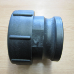 100 mm IBC Adaptor to 3 inch Male Camlock